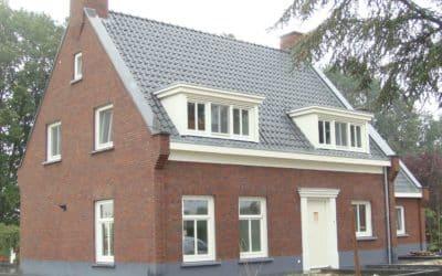 Nieuwbouw woonhuis Vianen